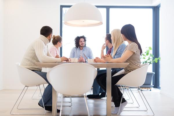 Overlegvormen organiseren en structureren 1